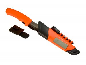 Mora bushcraft survival orange