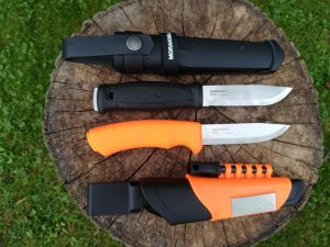 mora bushcraft survival garberg