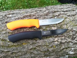 mora survival black orange bushcraft outdoor