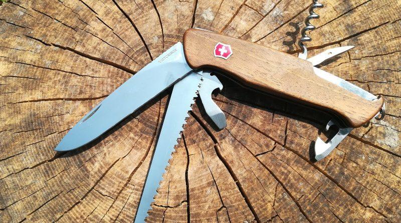 victorinox rangerwood 55 taschenmesser