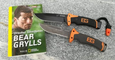 Gerber Bear Grylls Ultimate Pro Survival Messer