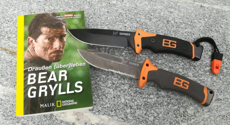 Gerber Bear Grylls Ultimate Pro Survival Messer