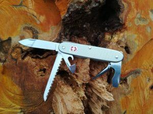 Victorinox pioneer farmer test schweizer taschenmesser klappmesser