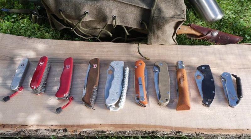 outdoor taschenmesser
